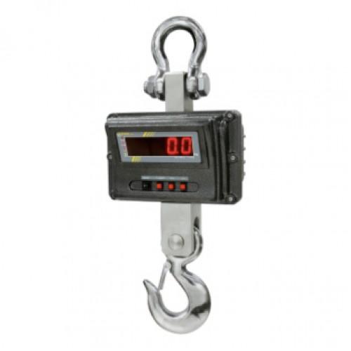 Электронные крановые весы (ч. 1) – склад и техника