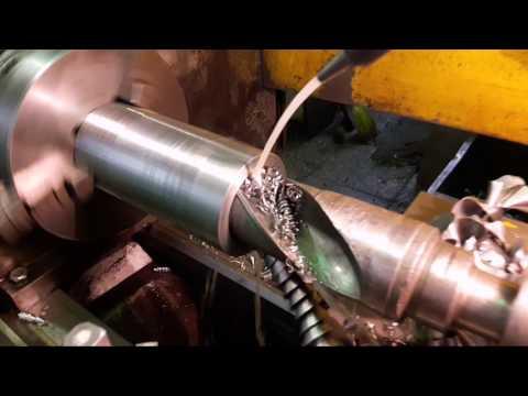 Обработка глубоких отверстий в машиностроении методы и особенности применения стандартного и специального режущего инструмента с срп смп технологии глубокого сверления на станках и спецоборудовании ру