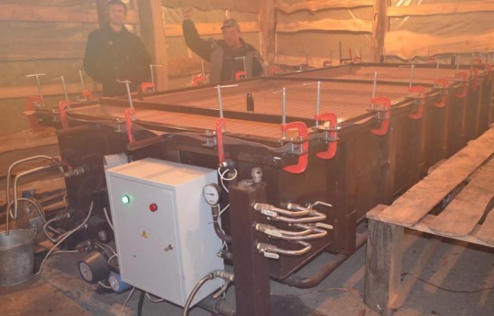 Камера для сушки древесины своими руками