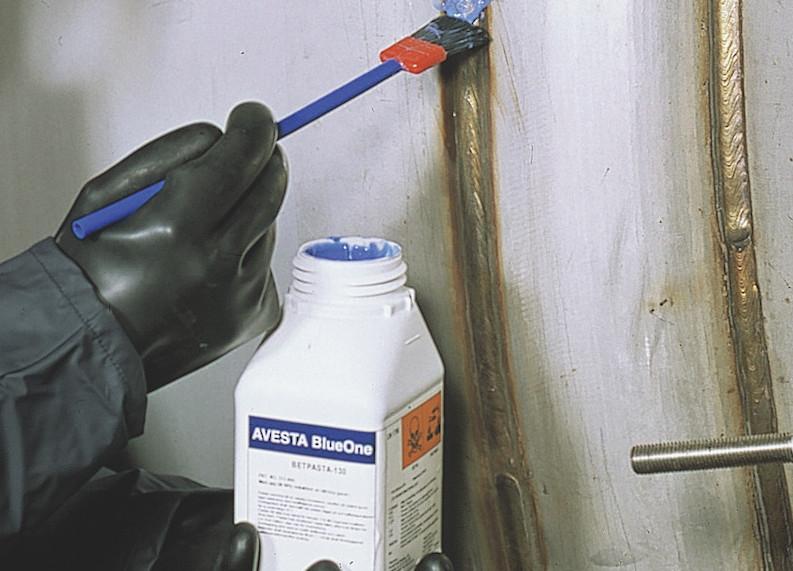 Зачистка сварных швов после сварки по гост: способы