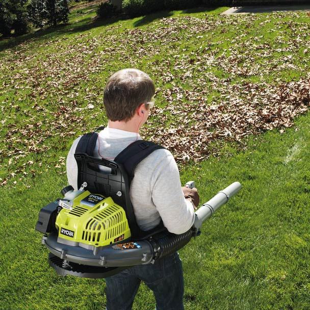 Лучшие садовые бензиновые пылесосы-воздуходувки 2020-2021