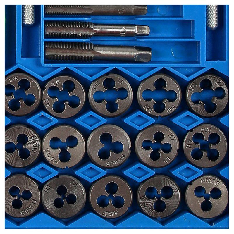 Нарезка резьбы на трубах: основные инструменты. как и чем нарезать резьбу на металлической трубе