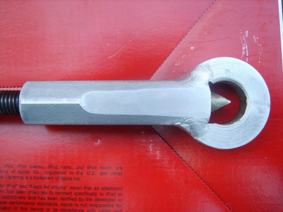 Гайкорез гидравлический 22-36 мм, m14-m24 1.26/2 hyd gedore 8009530