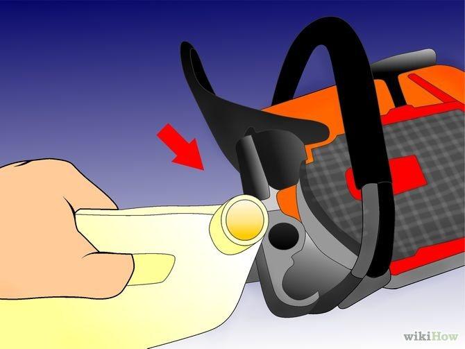 Масло для цепей бензопил чем заменить