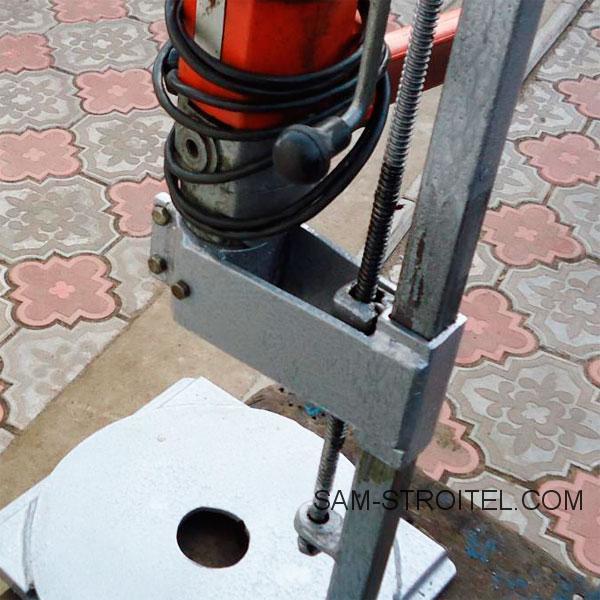 Самодельные станки и приспособления для домашней мастерской