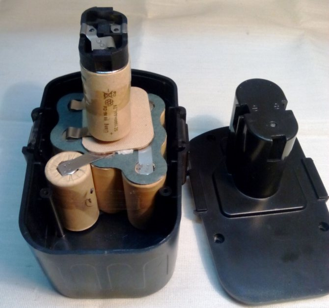 Замена аккумуляторов в шуруповерте в домашних условиях: особенности литий-ионных батареек