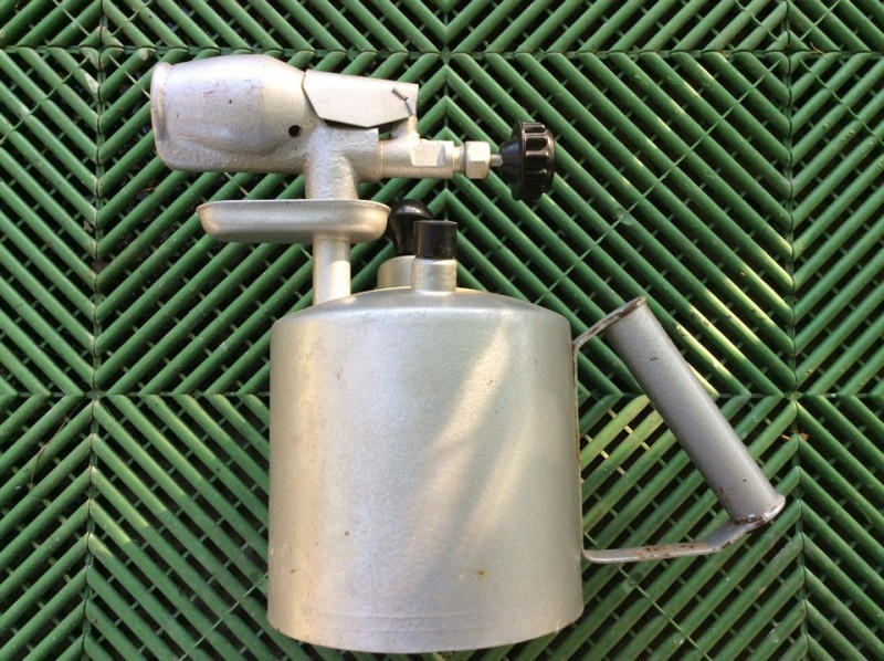 Паяльная лампа: устройство, ремонт и как пользоваться
