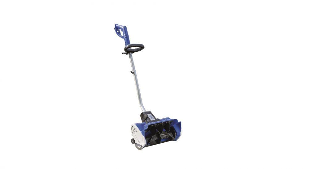 Электролопата для уборки снега – самый лёгкий электрический снегоуборщик