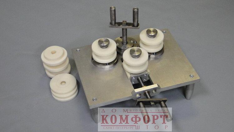 Гибочный станок для профильной трубы своими руками: самодельный ручной станок для гибки