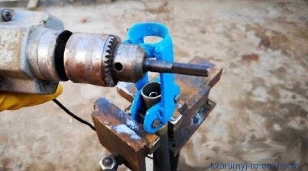 Вибратор глубинный для бетона своими руками на основе дрели и перфоратора | все о бетоне
