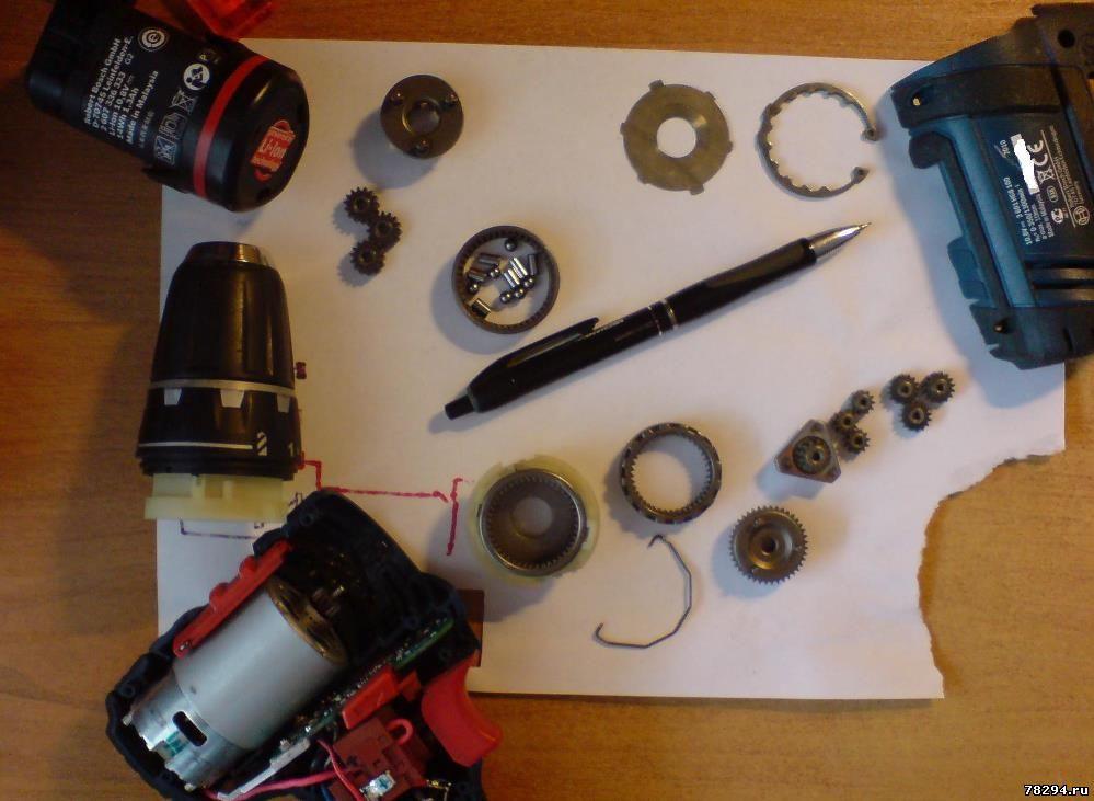 Ремонт шуруповерта своими руками пошагово: инструкция, фото, схема сборки и разборки, устройство
