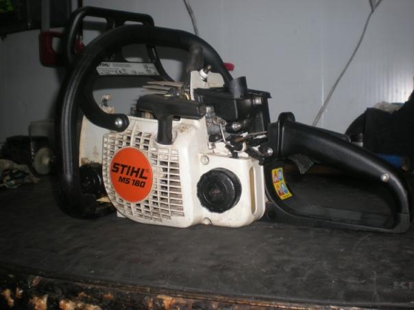 Ремонт и настройка карбюратора бензопилы штиль 180