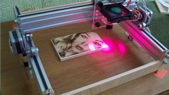 Лазер для гравировки по металлу