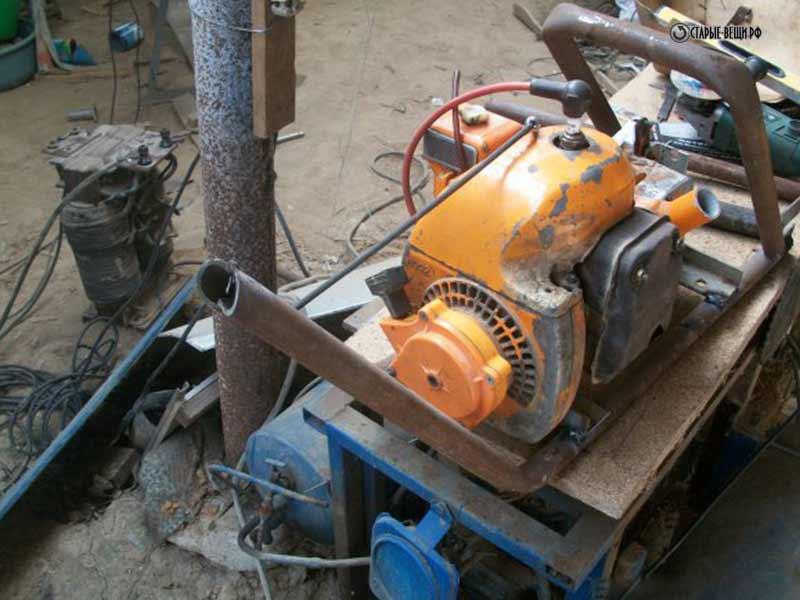 Самоделки из бензопилы: как изготавливать полезные изобретения – советы по ремонту