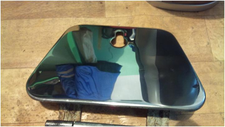 Как отполировать металл до зеркального блеска? - справочник по металлообработке и оборудованию