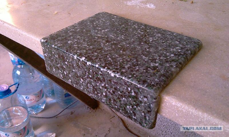 Все, что нужно знать о литьевом мраморе
