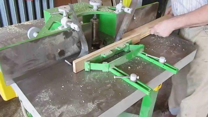 Самодельная вагонка своими руками - инструменты, изготовление