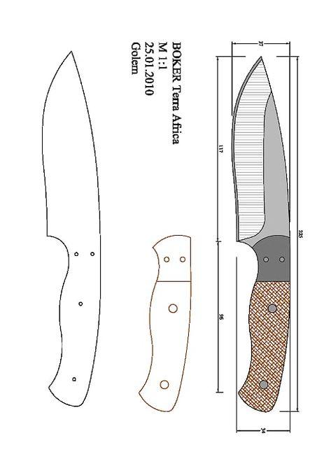 Как сделать нож своими руками? простая инструкция с пошаговым руководством + фото готовых работ