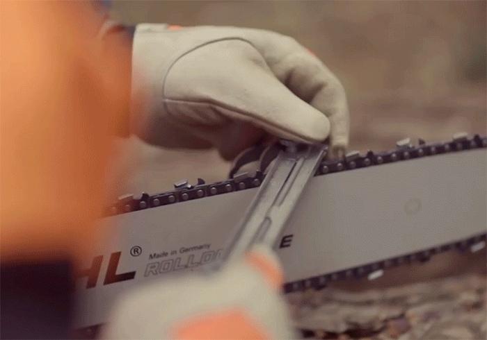 Станок для заточки цепей бензопил: какой лучше, как выбрать и использовать