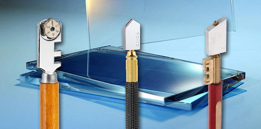 Как пользоваться стеклорезом – виды инструмента и особенности резки