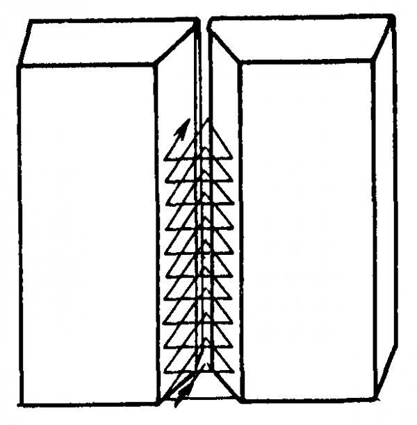 Как варить вертикальный шов: описание и рекомендации