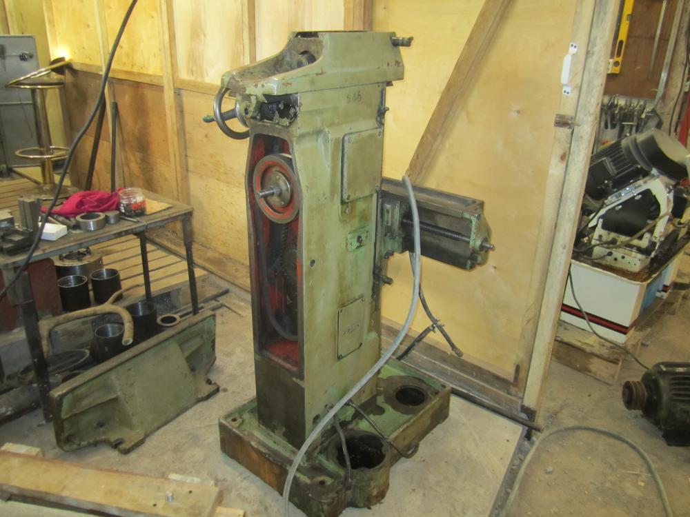 Оф-55 станок фрезерный широкоуниверсальныйсхемы, описание, характеристики