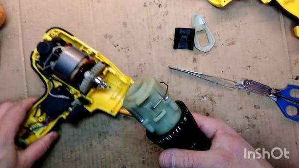 Ремонт шуруповерта: как его разобрать? ремонт зарядного устройства и батареи своими руками. чем смазать редуктор?