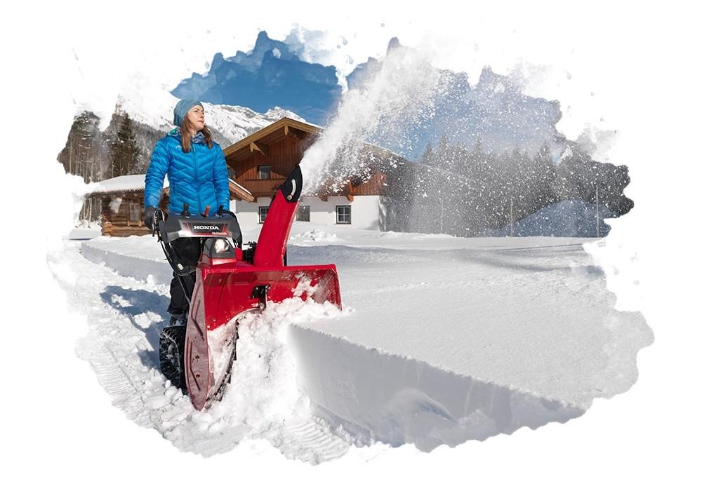 Выбор снегоуборщика, правильный подход   делаем правильно