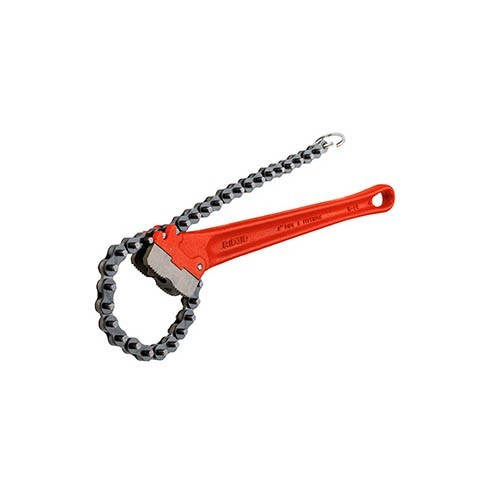 Ключ трубный цепной для труб, односторонний, двусторонний