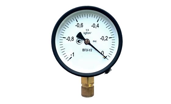 Манометр электроконтактный (сигнализирующий) (принцип работы, применение, конструкция, маркировка и типы)  для систем водоснабжения