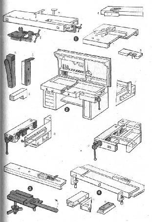Слесарный верстак своими руками 300 фото, чертежи, инструкции