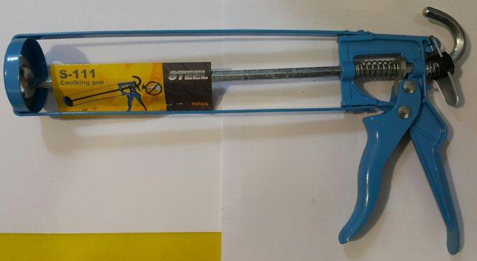Пистолет для жидких гвоздей: как пользоваться инструментом для 2-х компонентного монтажного клея, как вставить тубу, инструкция по использованию