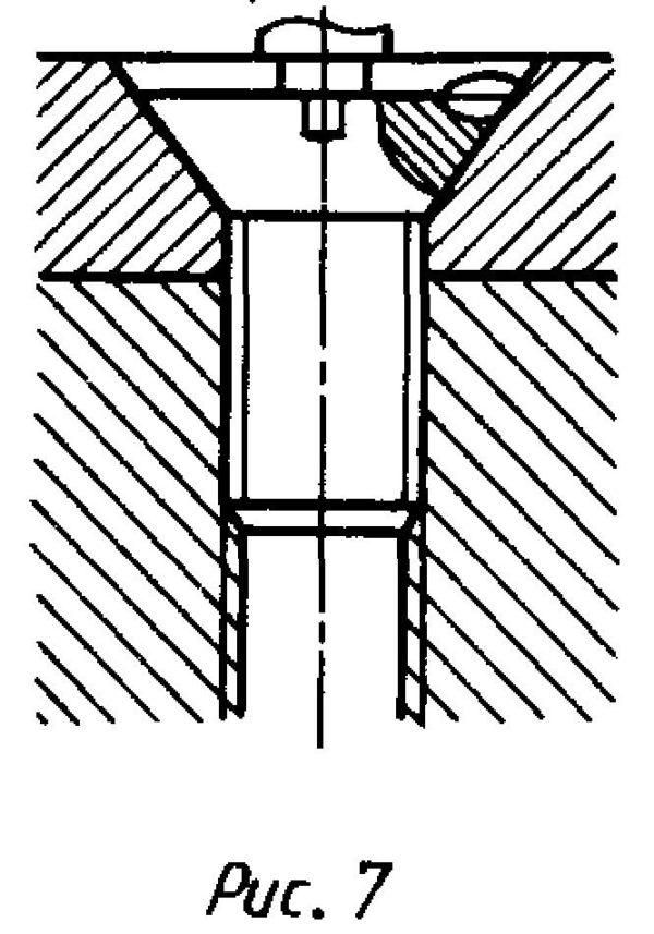 Резьбовые соединения. таблица резьбовых соединений