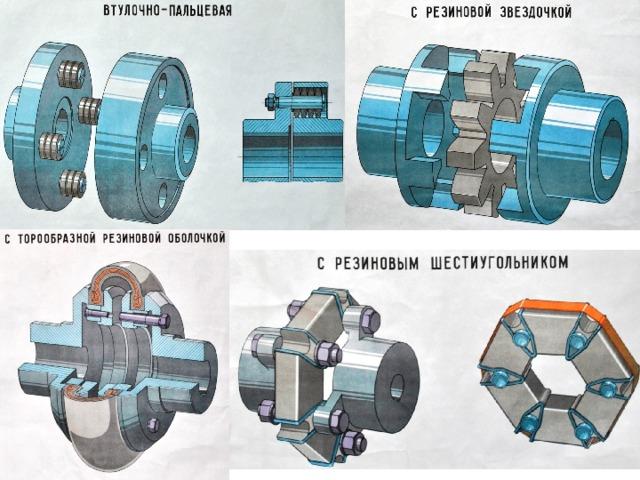 Способы соединения валов вращения - металлы и металлообработка