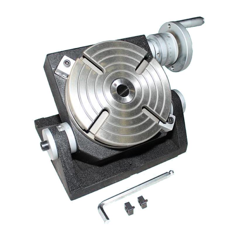 Наклонно-поворотный стол для фрезерного станка по металлу, цена