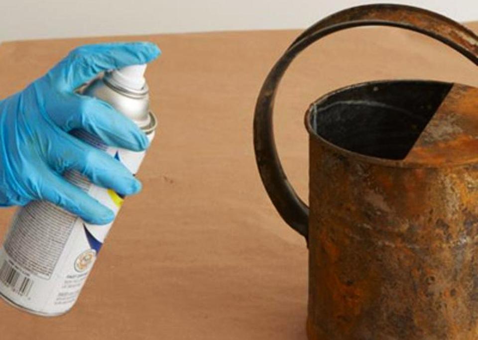 Как очистить металл от ржавчины - wikihow