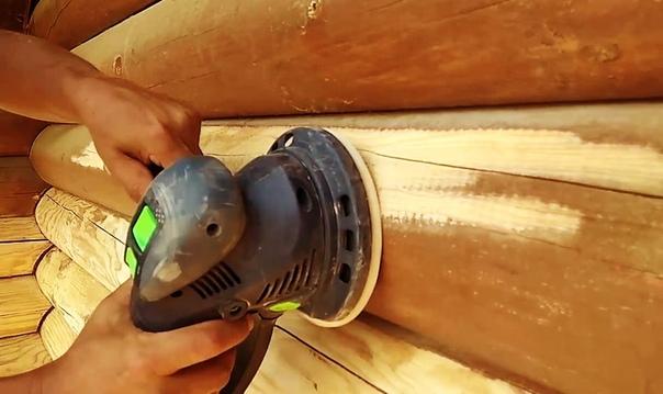 Насадка на болгарку для шлифовки дерева, полировка ушм