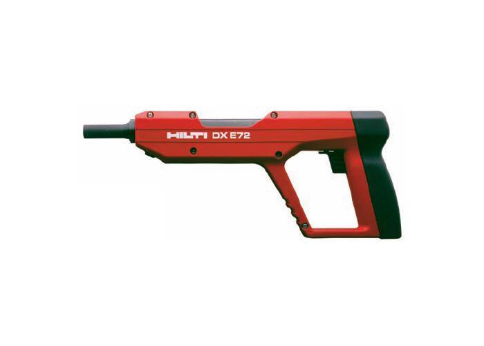 Монтажный пистолет по бетону: виды, выбор, применение