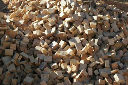 Перерабатываем горбыль на дрова: оборудование и описание процесса