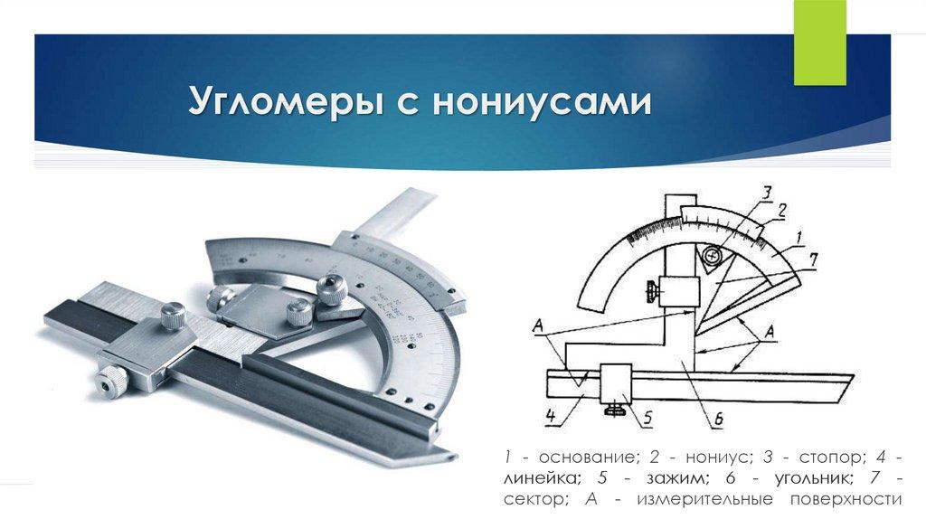 2437-13: 4 угломеры с нониусом - производители и поставщики