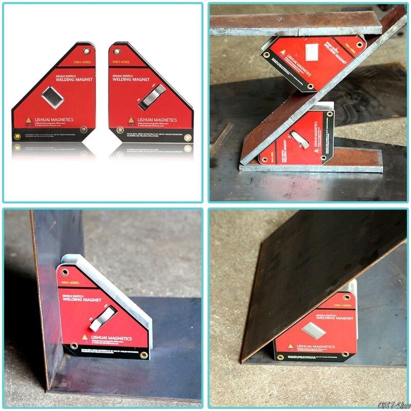 Выбираем магнитный угольник для сварки металлоконструкций — сварочные магниты-уголки для удобной работы сварщика