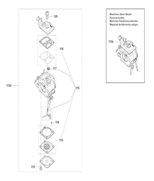 Бензопила макита еа 3202s40b: описание, характеристики и правила использования