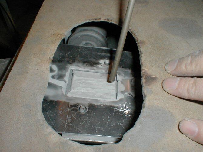 Классификация дефектов отливок