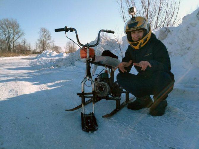 ✅ снегоход из бензопилы своими руками схема - dacktil.ru