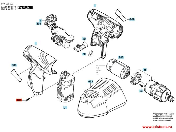 Подробное устройство шуруповерта: схемы и видео