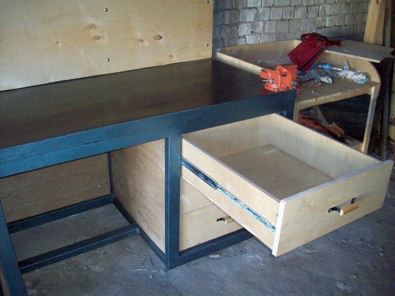 Полезные приспособления для гаража своими руками: технология изготовления
