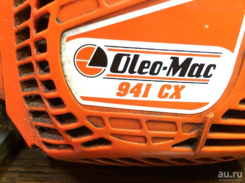 Бензопила oleo-mac 941 cx-16 - описание модели, характеристики, отзывы