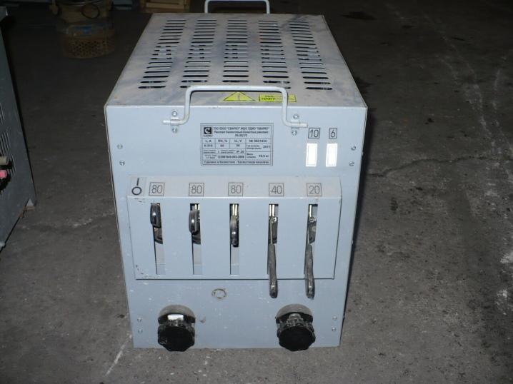 Балластный реостат рб-302, рб-306. назначение и устройство | проинструмент