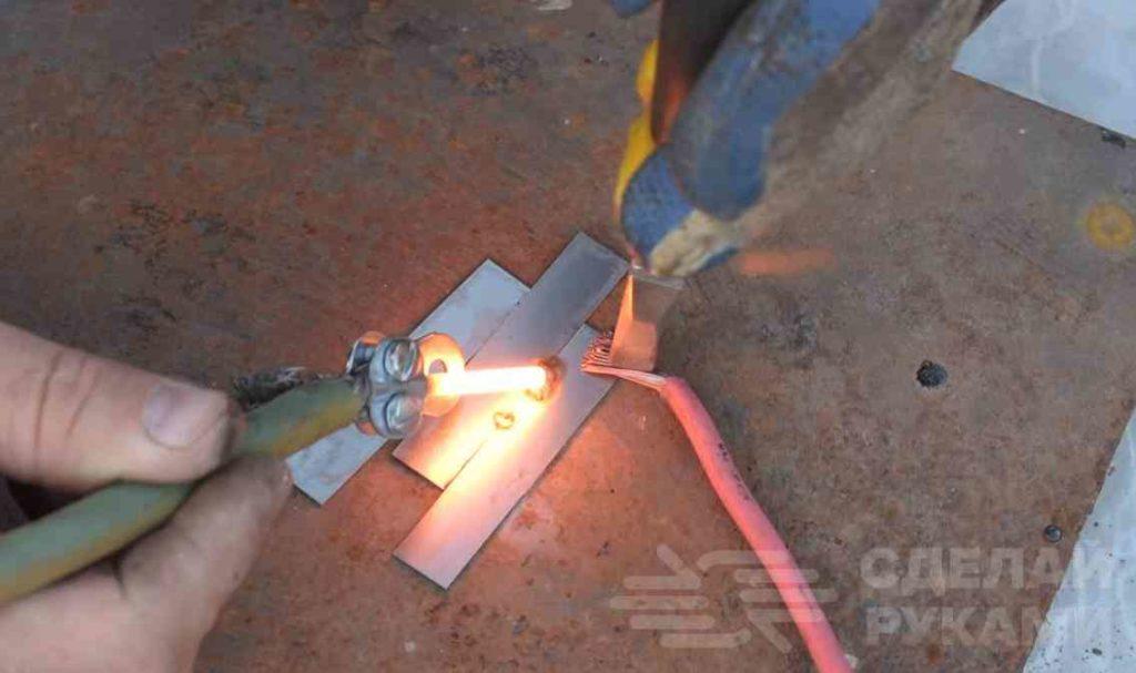 Электроды для тонкого металла: особенности сварки инвертором