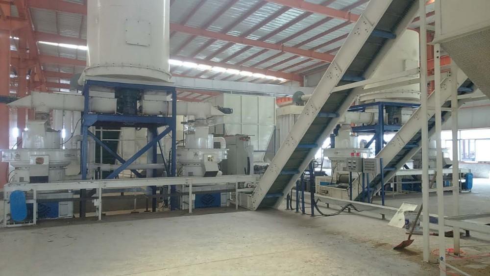 Сырье, технологии и оборудование для производства топливных пеллет